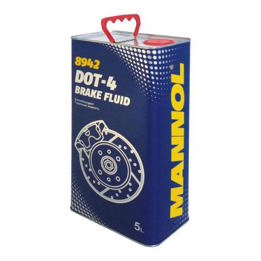 Mannol DOT-4 5L