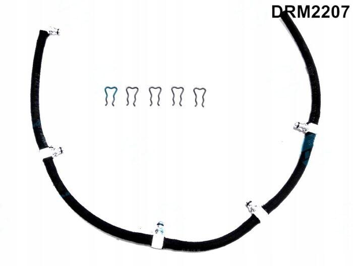 D5 Pihustite ülevoolu toru komplekt