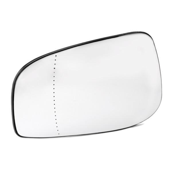 S60/80 V70 vasak peegliklaas 2004-2006