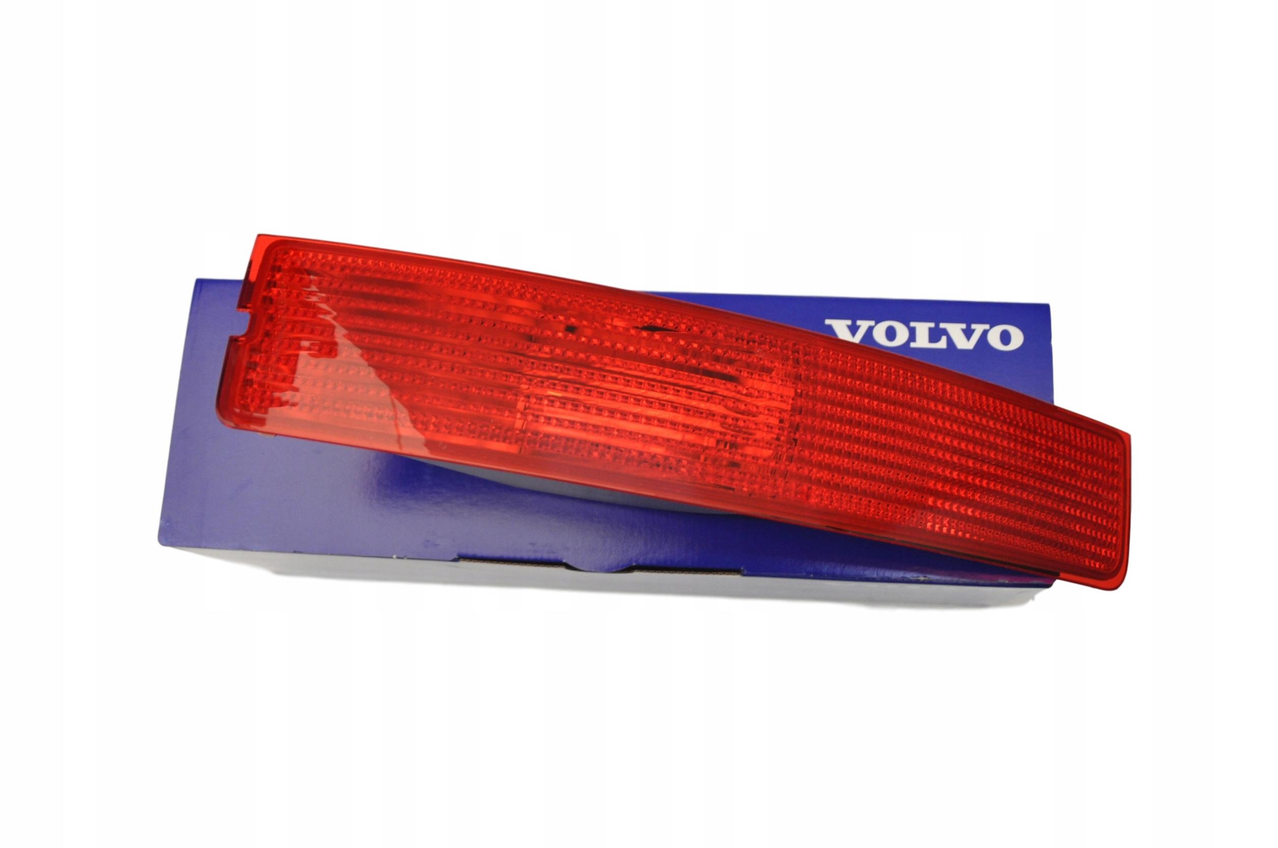XC90 Vasak Tagastange Reflektor 2007-