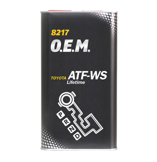 Mannol Automatic Special ATF WS 4L