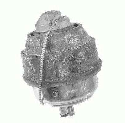 Tagumine vaakum mootoripadi D5 2001-2007