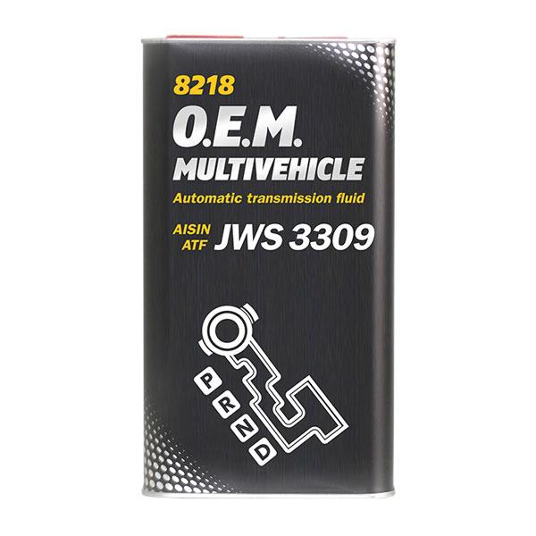 Mannol 8218 O.E.M. Multivehicle JWS 3309 4L